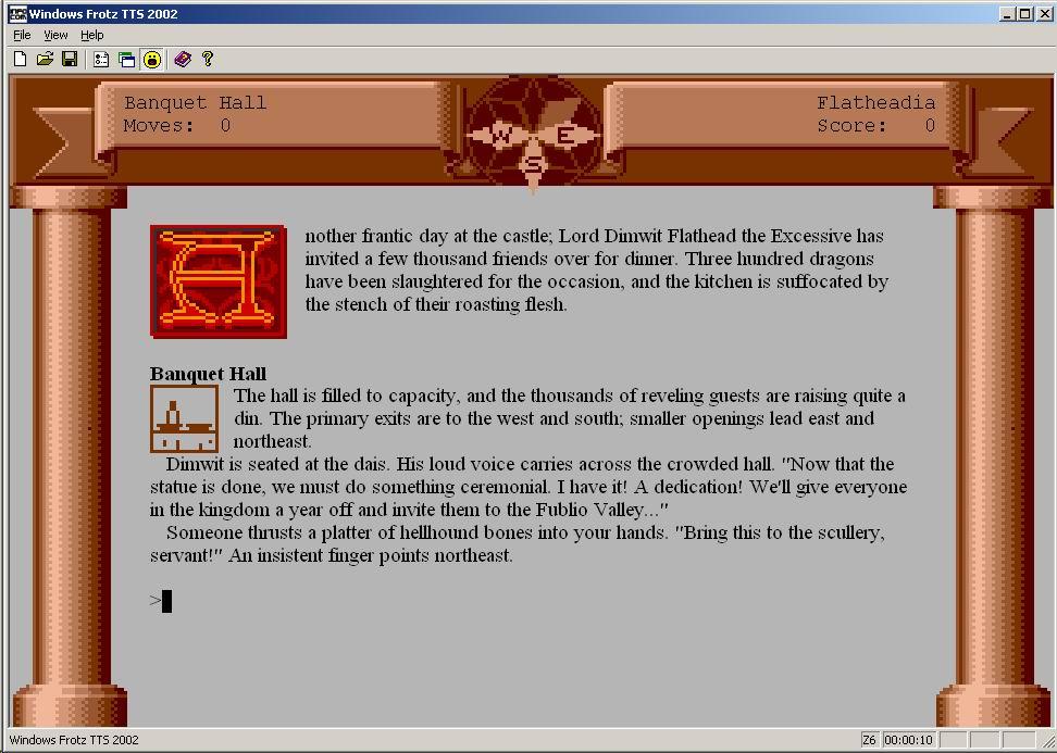 Interactive Fiction Text-To-Speech